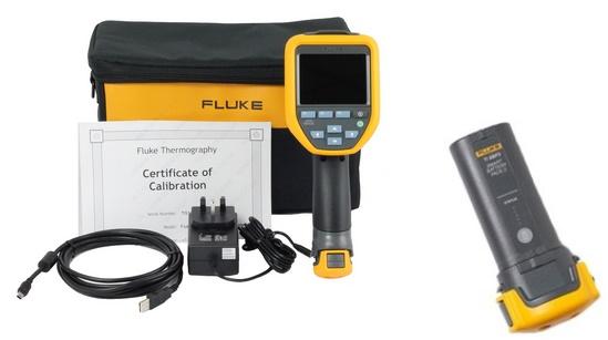 Promotie: camera de termoviziune FLUKE TiS10 cu acumulator cadou