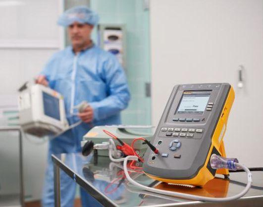 DEMO Day Fluke Biomedical: Tester de Electrosecuritate Fluke ESA 612, 15 iunie, ora 19:00