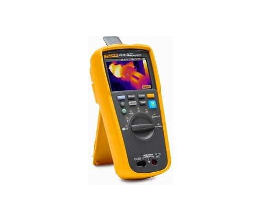 Fluke 279 FC – Primul Multimetru digital cu camera in infrarosu din lume