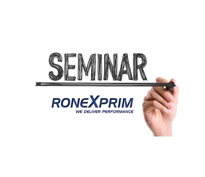 Invitație la seminarul -