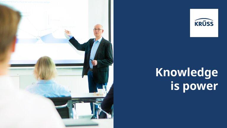 KRÜSS   Knowledge is power: Webinarii & Cursuri, Videoclipuri, Note de aplicații