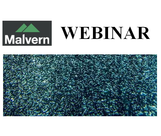 Malvern Webinar - Live: Nanobubbles: What are they, what are their uses and how can I measure them?