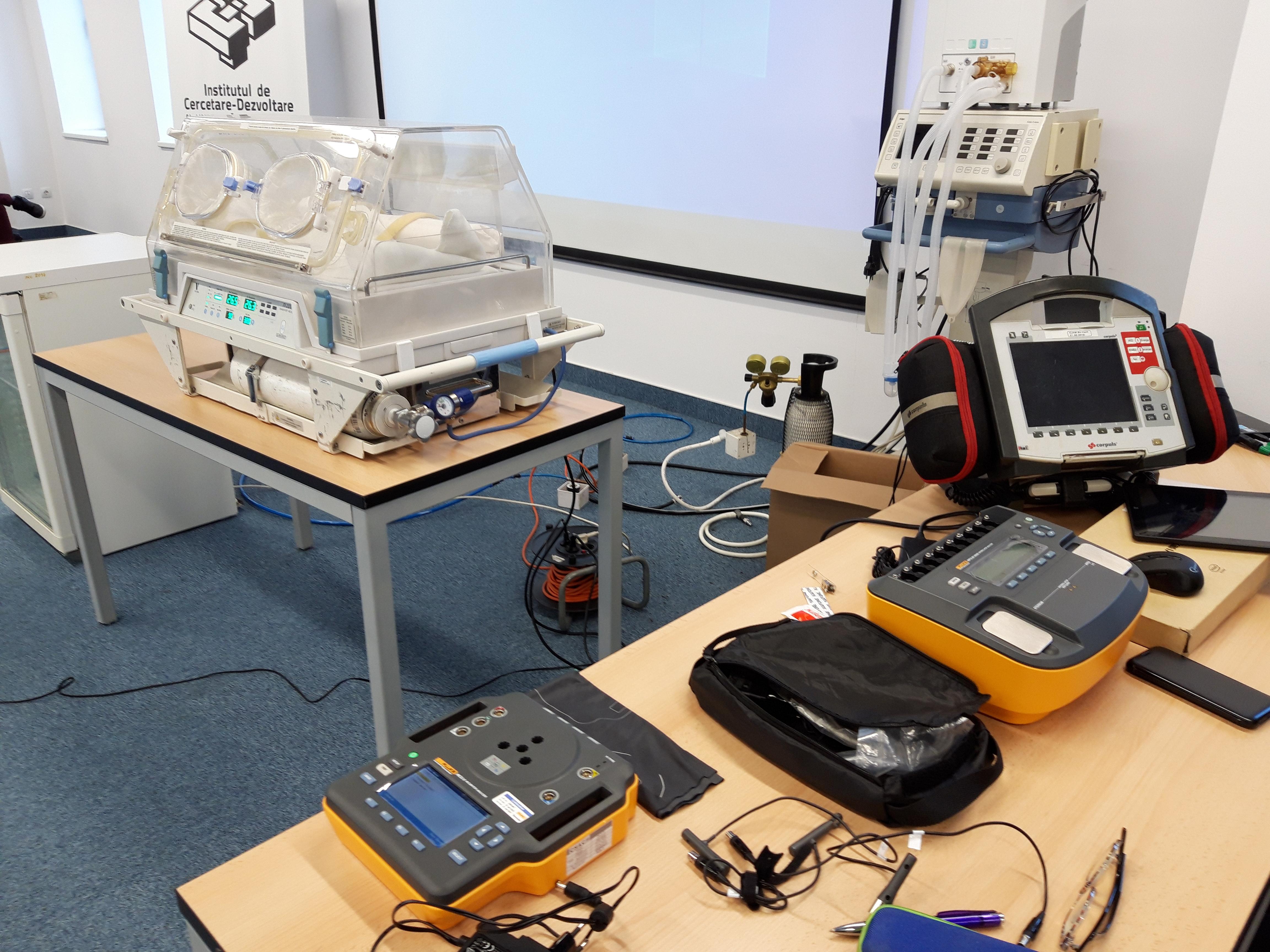 Programul de pregătire profesională în domeniul aparaturii medicale
