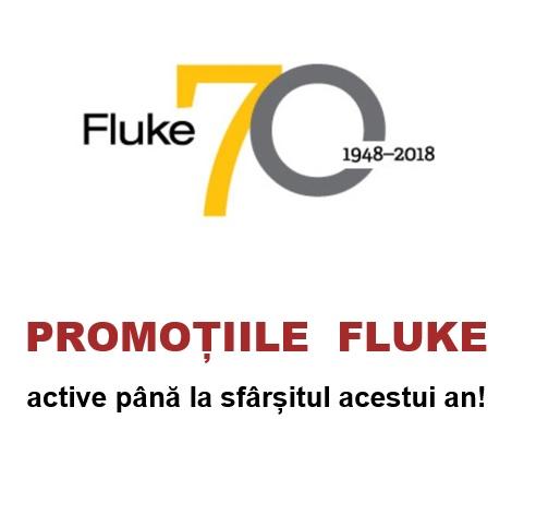 Promoțiile FLUKE de sfarșit de an!