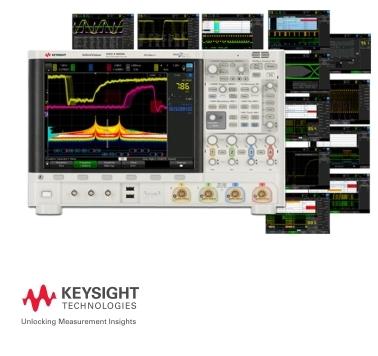 Promotie osciloscoape Keysight