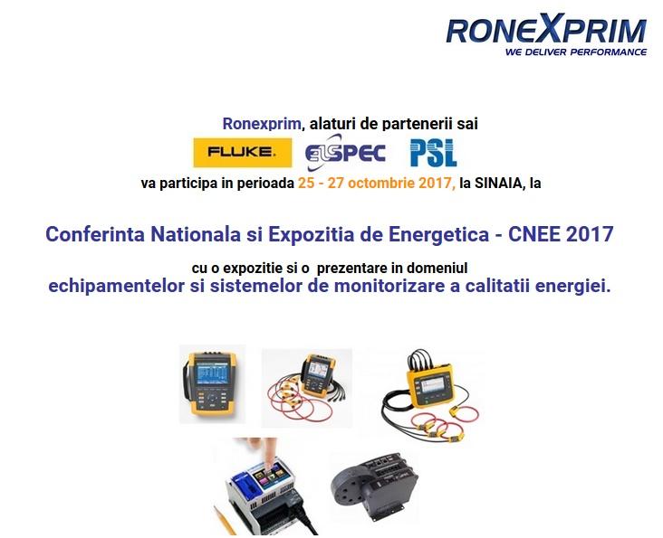 Ronexprim participa la CNEE 2017