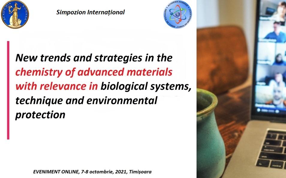 Ronexprim va participa la cea de-a 13-a ediție a Simpozionului Internațional, organizat de Institutul de Chimie