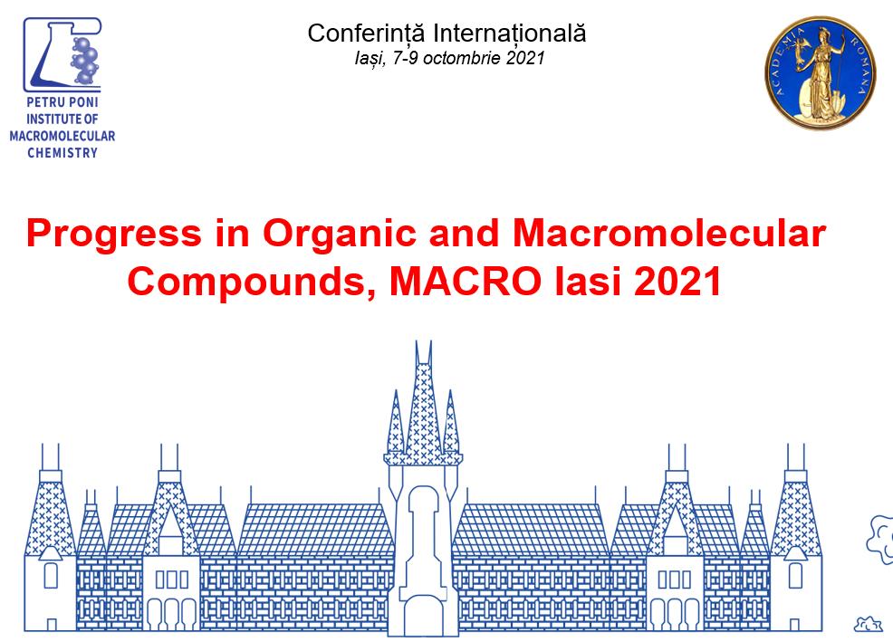 Ronexprim va participa la cea de-a 28-a ediție a Conferinței Internaționale, organizată de Institutul de Chimie Macromoleculară