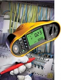 Testere multifunctionale pentru instalatiii Fluke seria 1650B