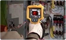 Camere de termoviziune pentru mentenanta predictiva