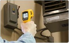 Termometre in infrarosu