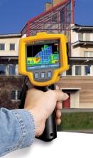 Camere de termoviziune pentru inspectia termica a cladirilor