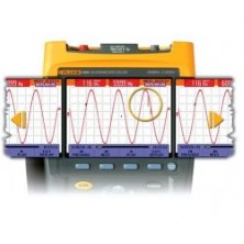 FlukeView ScopeMeter Software (English, French, German)