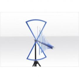 Antena biconica si LogPer pana la 6GHz - Aaronia HyperLOG 20600 EMI
