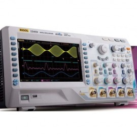 Rigol MSO4024 - Osciloscop digital 200MHz 4 canale + analizor logic