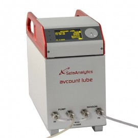 AvCount Lube Low-Visc Particle Counter