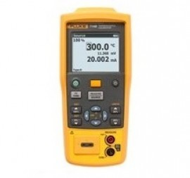Calibrator de temperatura Fluke 714B