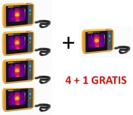 Camera de termoviziune Fluke PTI120 - PACHET PROMOTIONAL 4 + 1 GRATIS