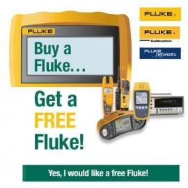 Cumpărați un produs Fluke și primiți GRATUIT un produs Fluke!