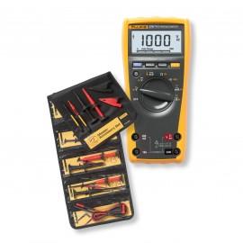 Fluke 179 cu set de accesorii TLK225-1 SureGrip™ Master CADOU