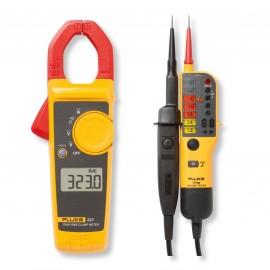 Fluke 323 + T110 - Kit basic electricieni la preț PROMOȚIONAL