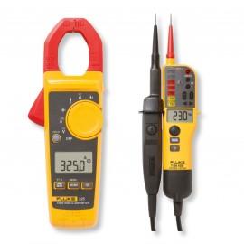 Fluke 325 + T130 - Kit electricieni la preț PROMOȚIONAL