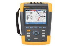 Fluke 437 II Analizor portabil trifazat Clasa A
