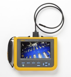 Fluke DS703 - Videoscop industrial cu Fluke Connect™