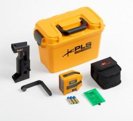 Fluke PLS180G - kit nivela laser, linie incrucisata, verde