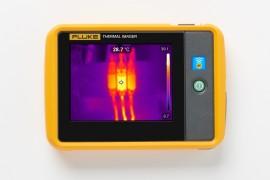 Fluke PTi120 - Camera de termoviziune portabila