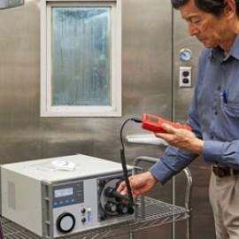 Generatorul de umiditate RHapid-Cal Fluke 5128A