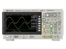 Keysight InfiniiVision DSOX1102G – 2 canale 70/100 MHz, generator incorporat