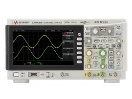 Keysight InfiniiVision EDUX1002G – 2 canale, 50 MHz, generator incorporat