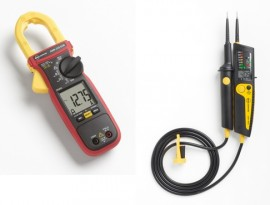 Kit Cleste curent Amprobe AMP-220 + Tester 2 poli 2100 Beta - 15% DISCOUNT
