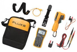Kit pentru electricieni Fluke 116/62 MAX+