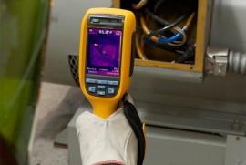 Lichidare de stoc - camera de termoviziune Fluke Ti125