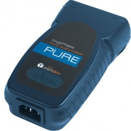 Logger portabil de calitatea energiei monofazat Elspec Pure Black Box