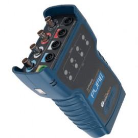 Logger trifazat portabil de calitatea energiei Elspec Pure Black Box