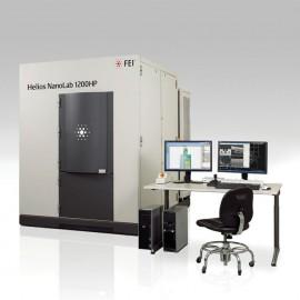 Microscop electronic cu fascicul dual HELIOS NanoLab 1200AT