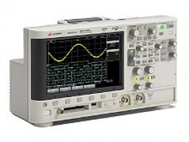 Keysight MSOX2002A - Osciloscop 70 MHz. 2 canale plus 8 canale digitale