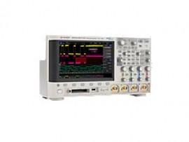 Osciloscop Keysight MSOX3104T: 1 GHz, canale digitale 4 plus 16