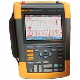 Osciloscop portabil Fluke 190-102, 2 canale, 100 MHz