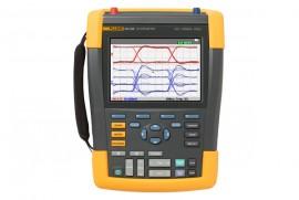 Osciloscop portabil Fluke 190-502 cu 2 canale si 500 MHz