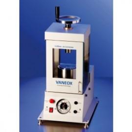 Presa automata de laborator VANEOX PR-25A-HD - 25t