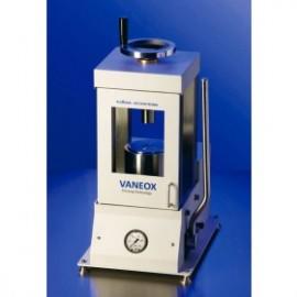 Presa manuala de laborator VANEOX PR-25-HD - 25t