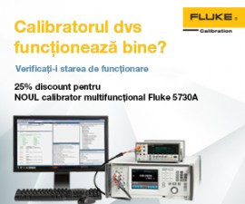Promotii speciale Fluke Calibration