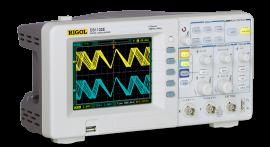 Rigol DS1102E Osciloscop digital 100MHz, 2 canale, 1GSa/s