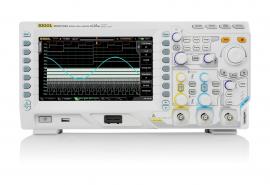 Rigol MSO2102A Osciloscop digital 100MHz, 2 canale analogice, 16 canale digitale, 2GSa/s