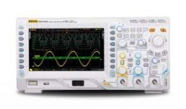 Rigol MSO2202A Osciloscop digital 200MHz, 2 canale analogice, 16 canale digitale, 2GSa/s