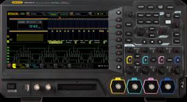 Rigol MSO5072 Osciloscop digital 70MHz, 2 canale analogice, 16 canale digitale, 8GSa/s